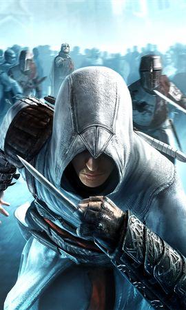 22408 скачать обои Игры, Мужчины, Кредо Убийцы (Assassin's Creed) - заставки и картинки бесплатно