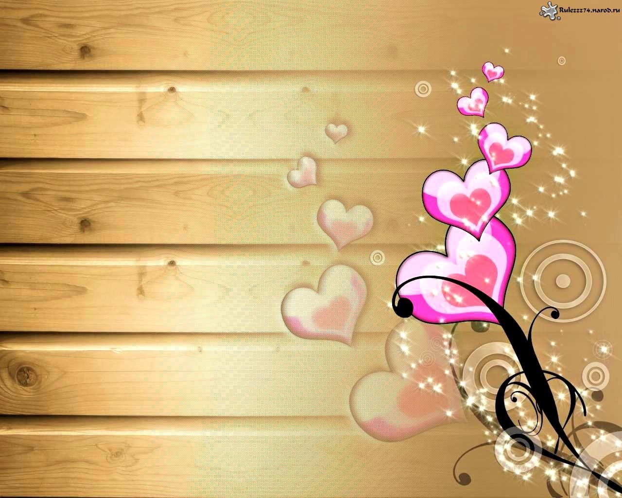 11787 скачать обои Фон, Сердца, Любовь, День Святого Валентина (Valentine's Day) - заставки и картинки бесплатно