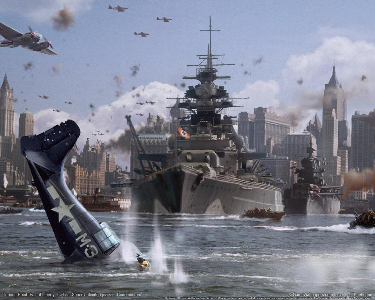 20437 скачать обои Игры, Корабли, Море, Война - заставки и картинки бесплатно
