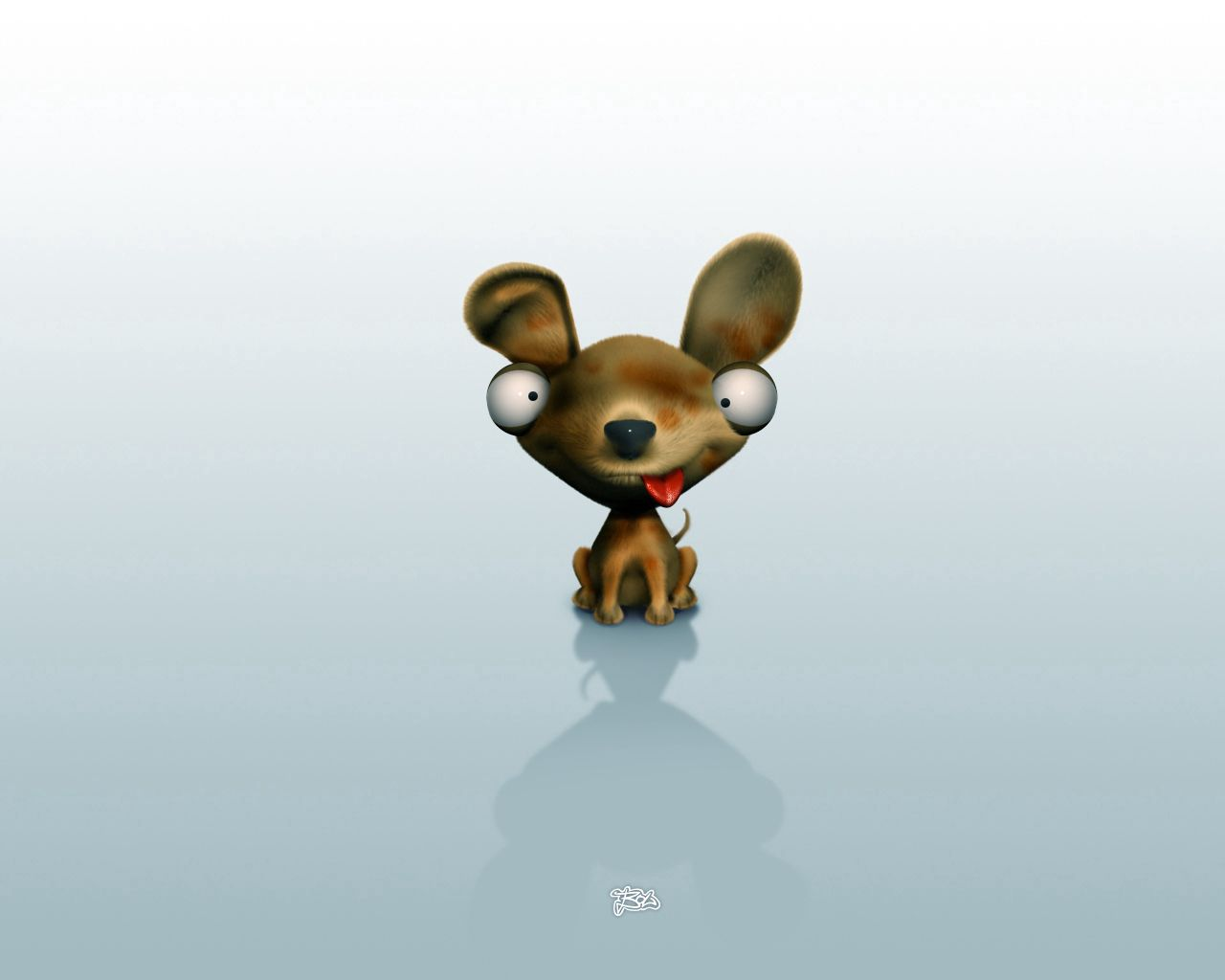 88465 download wallpaper Vector, Chihuahua, Funny, Dog, Puppy, Picture, Drawing screensavers and pictures for free