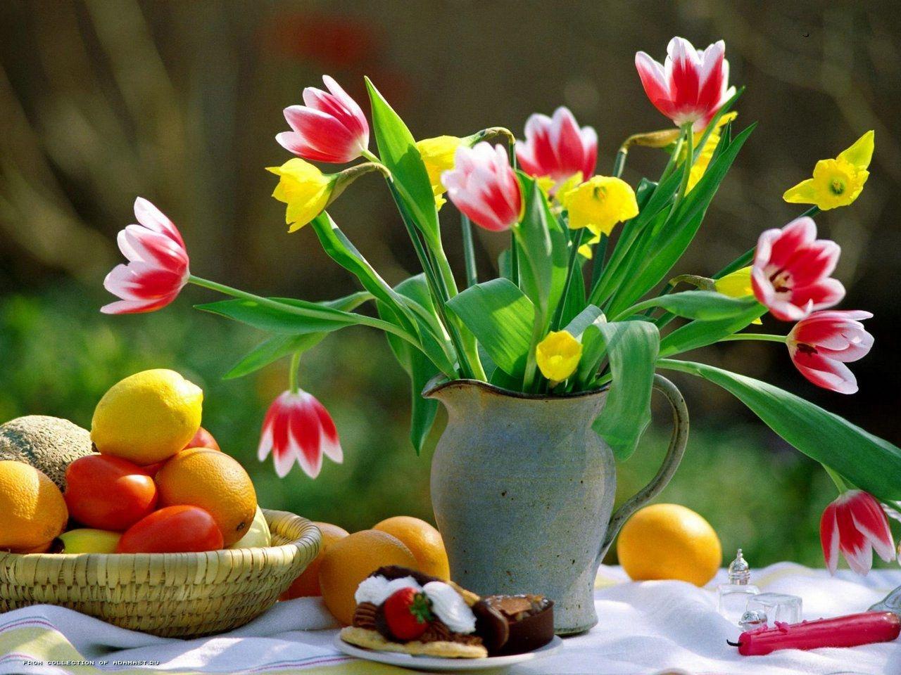 35904 скачать обои Растения, Цветы, Букеты - заставки и картинки бесплатно