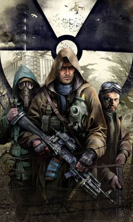 6682 Screensavers and Wallpapers Games for phone. Download Games, S.t.a.l.k.e.r. pictures for free