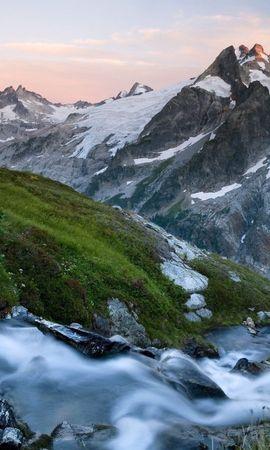 1598 descargar fondo de pantalla Paisaje, Ríos, Montañas: protectores de pantalla e imágenes gratis