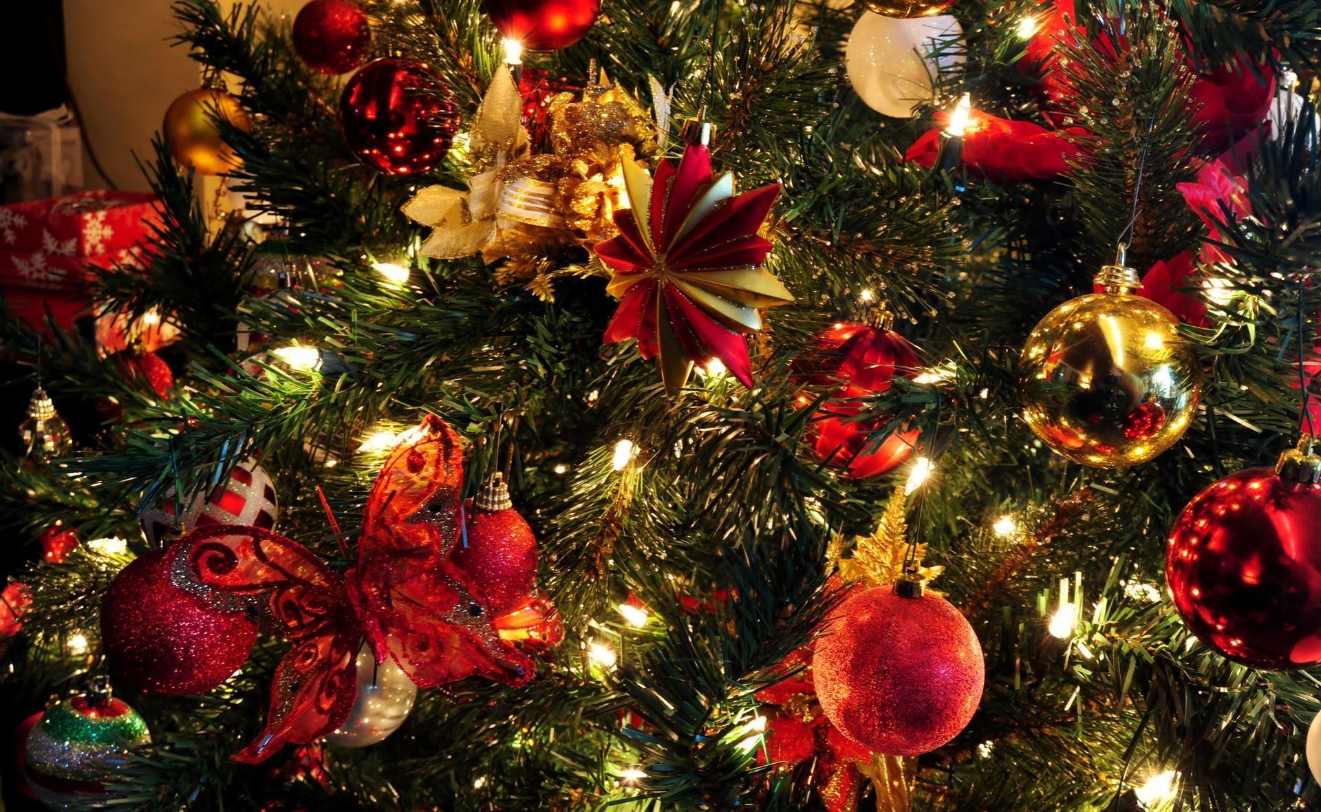 97887 скачать обои Елка, Праздники, Игрушки, Рождество, Новый Год, Праздник, Гирлянда - заставки и картинки бесплатно