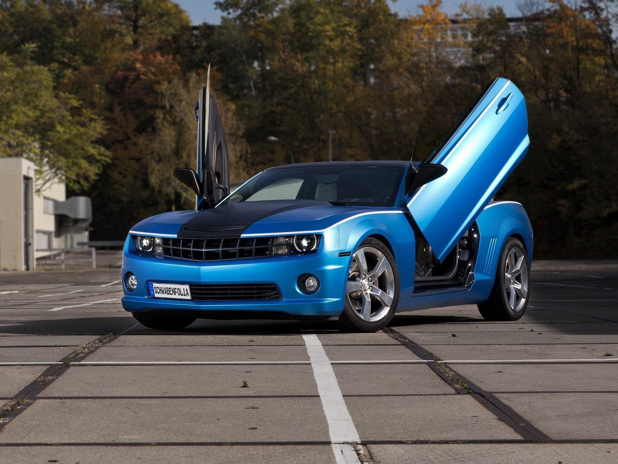 55878 download wallpaper Cars, Chevrolet Camaro, Auto, Car, Machine, Doors, Door screensavers and pictures for free