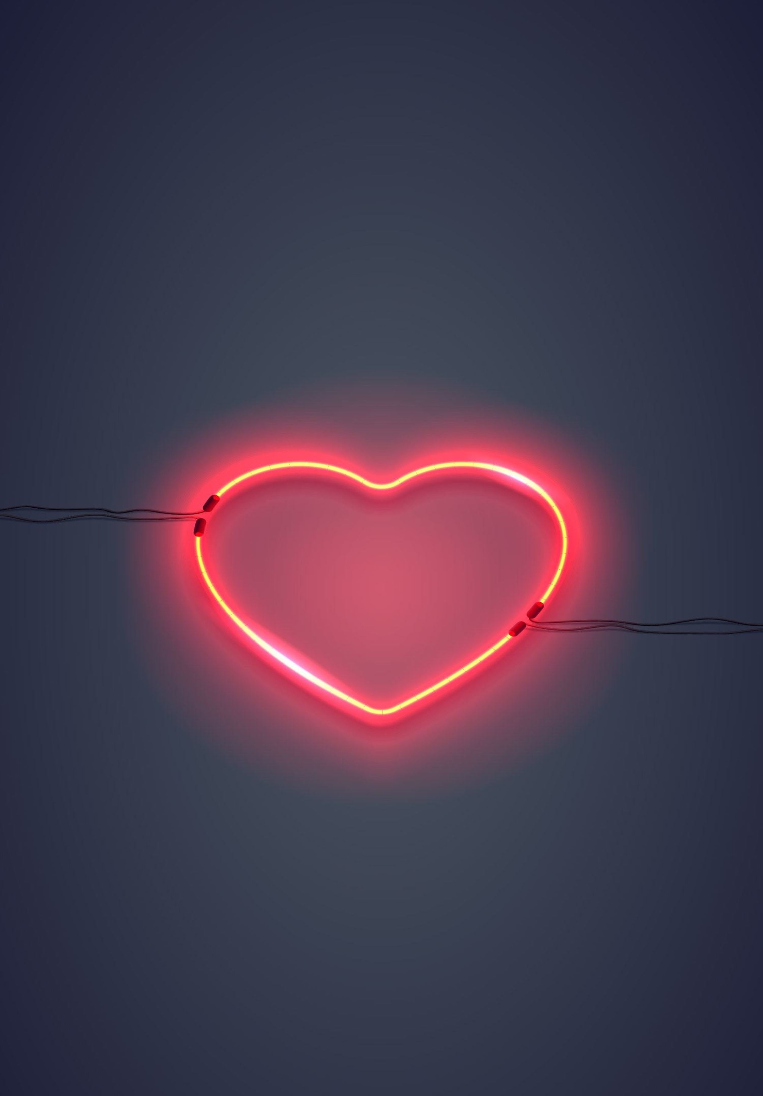 95424 download wallpaper Love, Heart, Backlight, Illumination, Neon screensavers and pictures for free