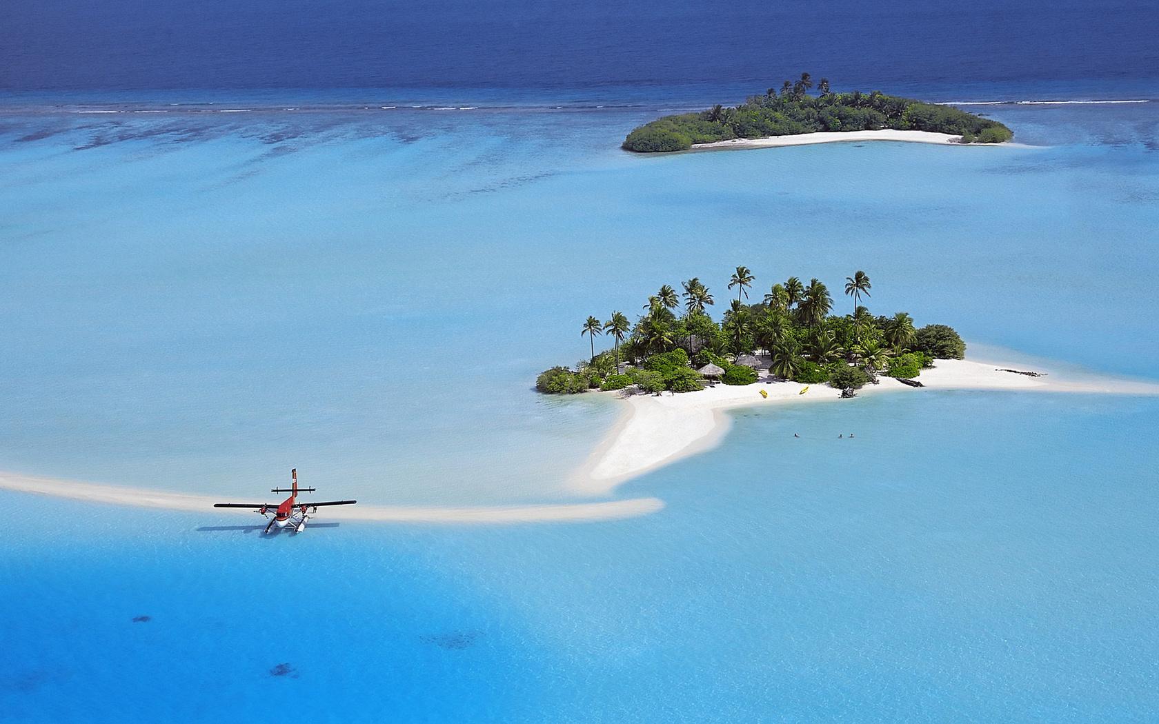26600 免費下載壁紙 运输, 景观, 海, 飞机, 海滩 屏保和圖片