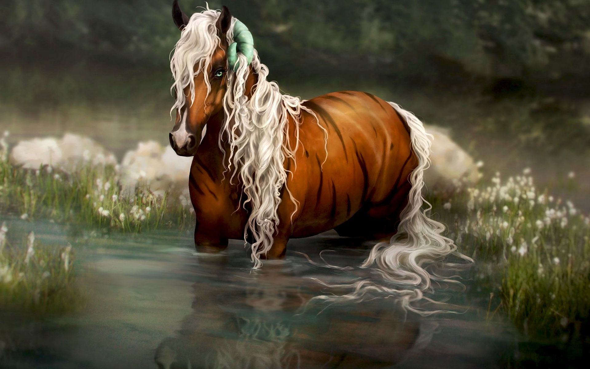 46533 download wallpaper Animals, Horses, Pictures screensavers and pictures for free