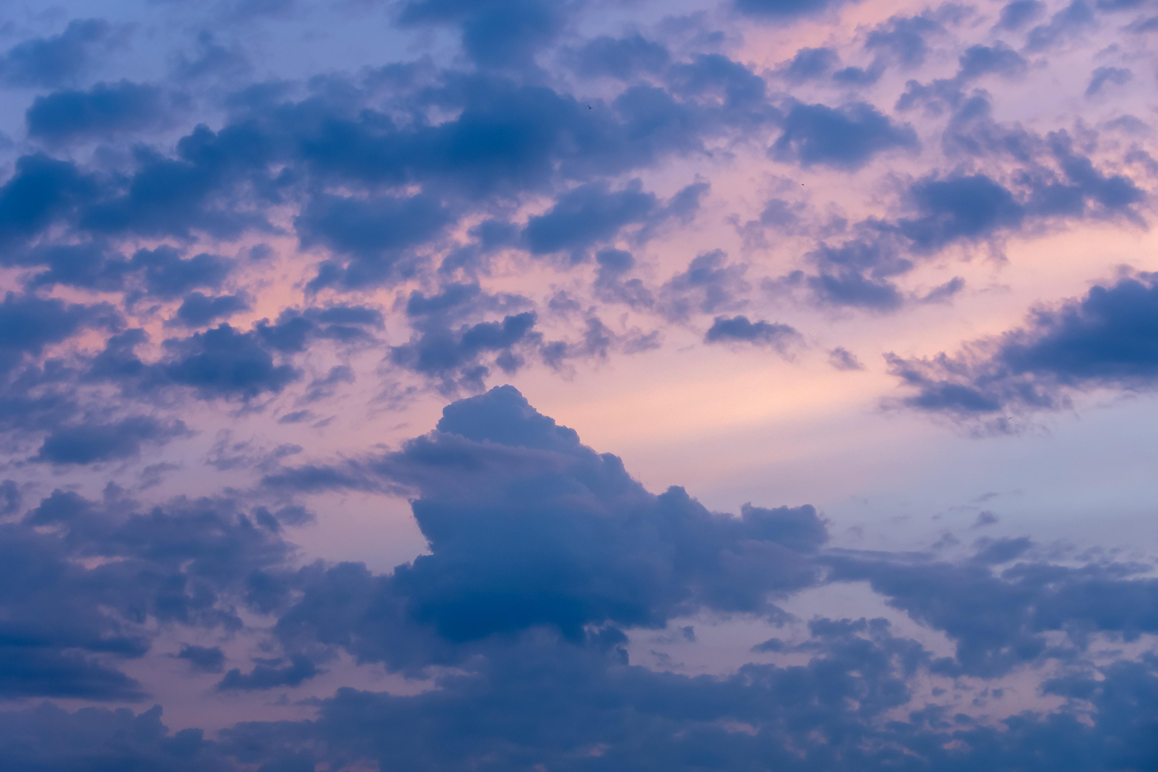 103089壁紙のダウンロード自然, スカイ, 雲, 夕暮れ, 薄明, イブニング, 夕方, 日没-スクリーンセーバーと写真を無料で