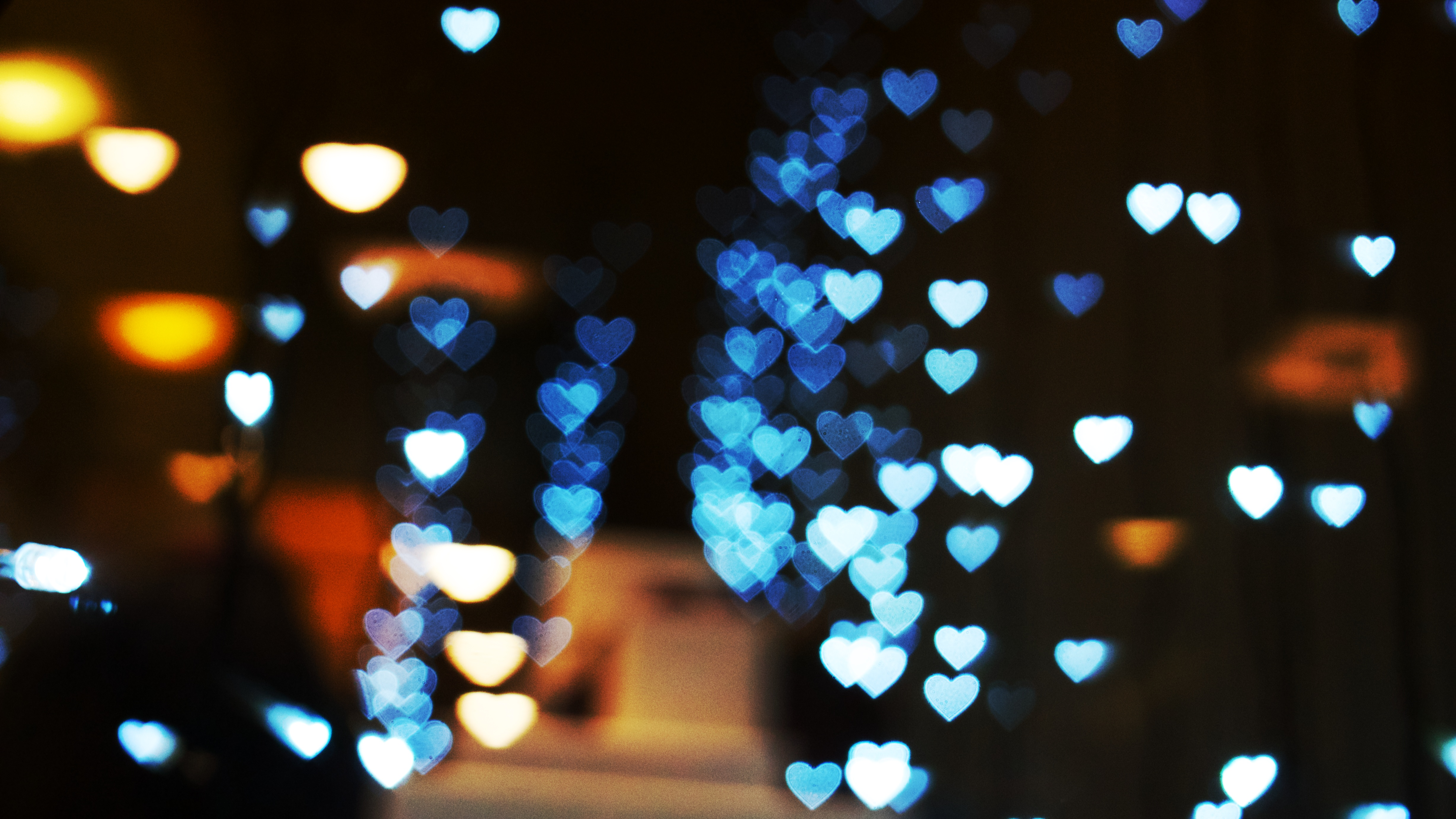 69533 download wallpaper Hearts, Love, Glare, Shine, Light screensavers and pictures for free
