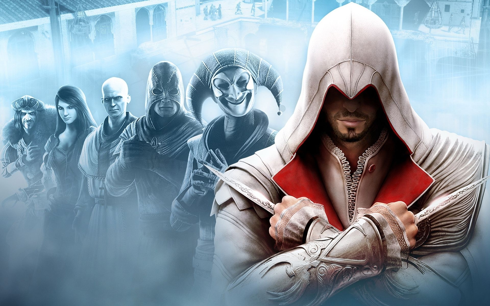 28951 download wallpaper Assassin's Creed, Games screensavers and pictures for free