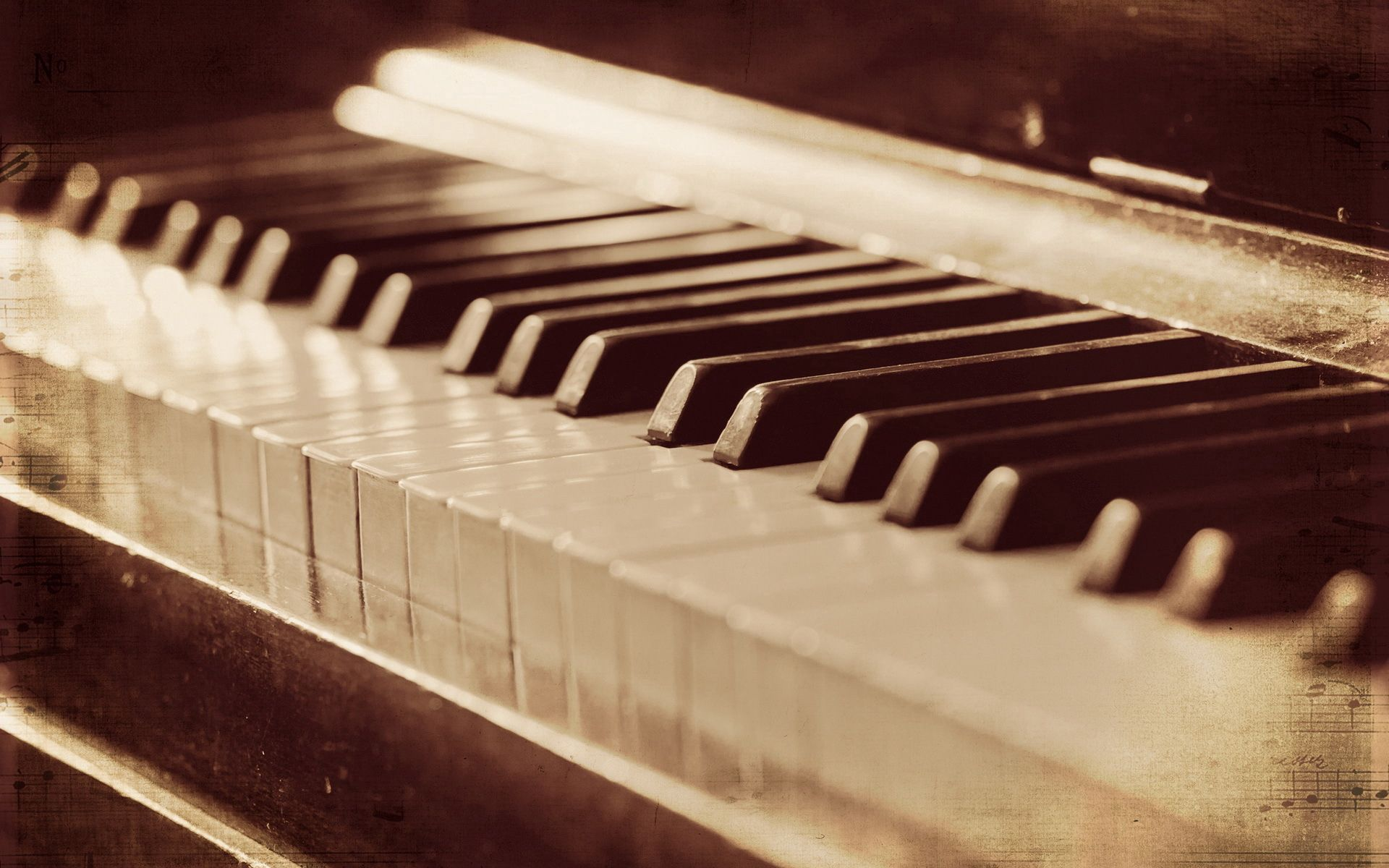 81533 download wallpaper Miscellanea, Miscellaneous, Background, Style, Piano, Music screensavers and pictures for free