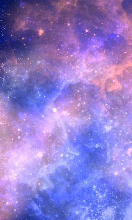 108105 télécharger le fond d'écran Abstrait, Univers, Étoiles, Nébuleuse, Brillant, Lumières - économiseurs d'écran et images gratuitement