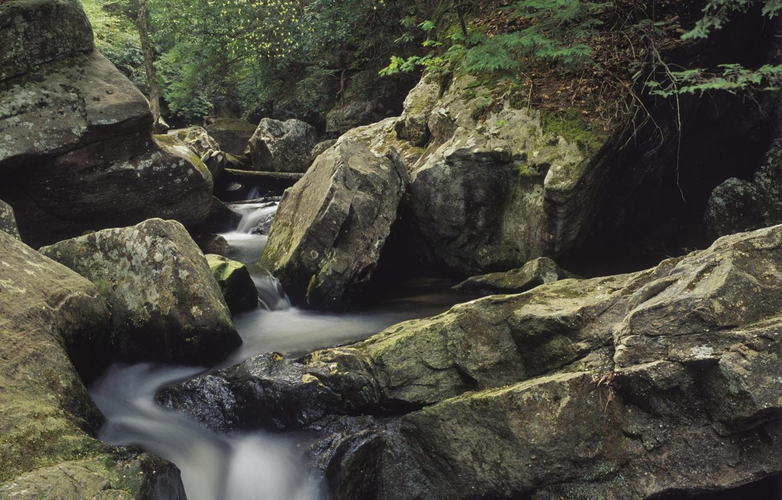 3330 скачать обои Пейзаж, Река, Камни - заставки и картинки бесплатно