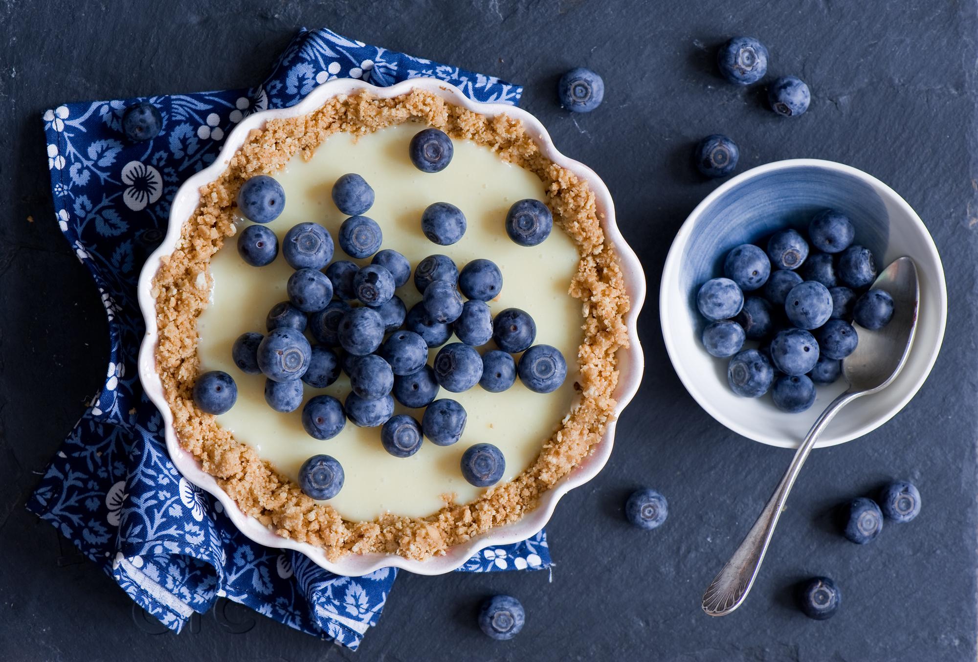 80437 Hintergrundbild herunterladen Lebensmittel, Blaubeeren, Berries, Kuchen, Bäckereiprodukte, Backen, Pie - Bildschirmschoner und Bilder kostenlos
