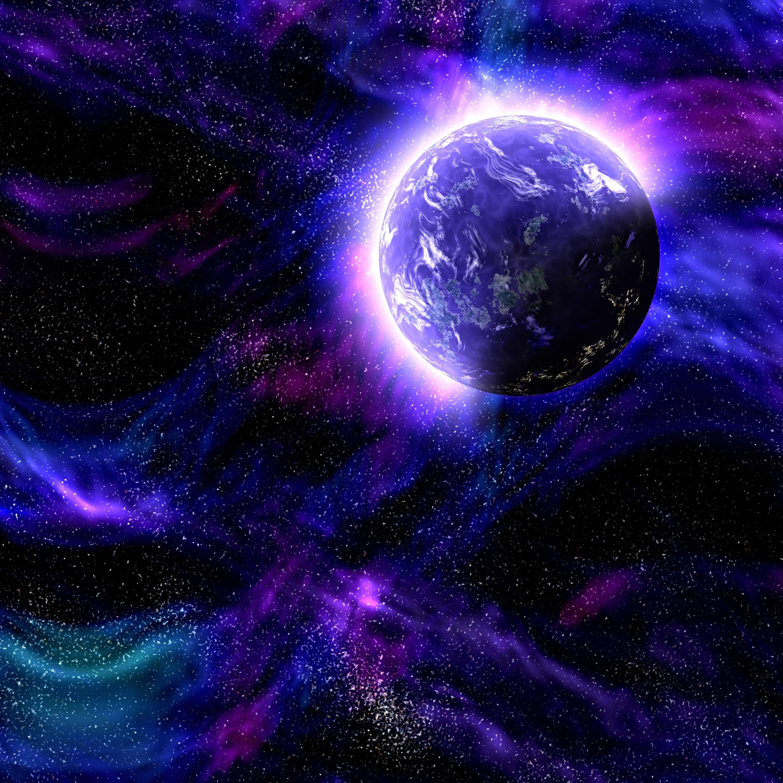 113371 Заставки и Обои Космос на телефон. Скачать Космос, Свечение, Фотошоп, Пространство, Планета картинки бесплатно