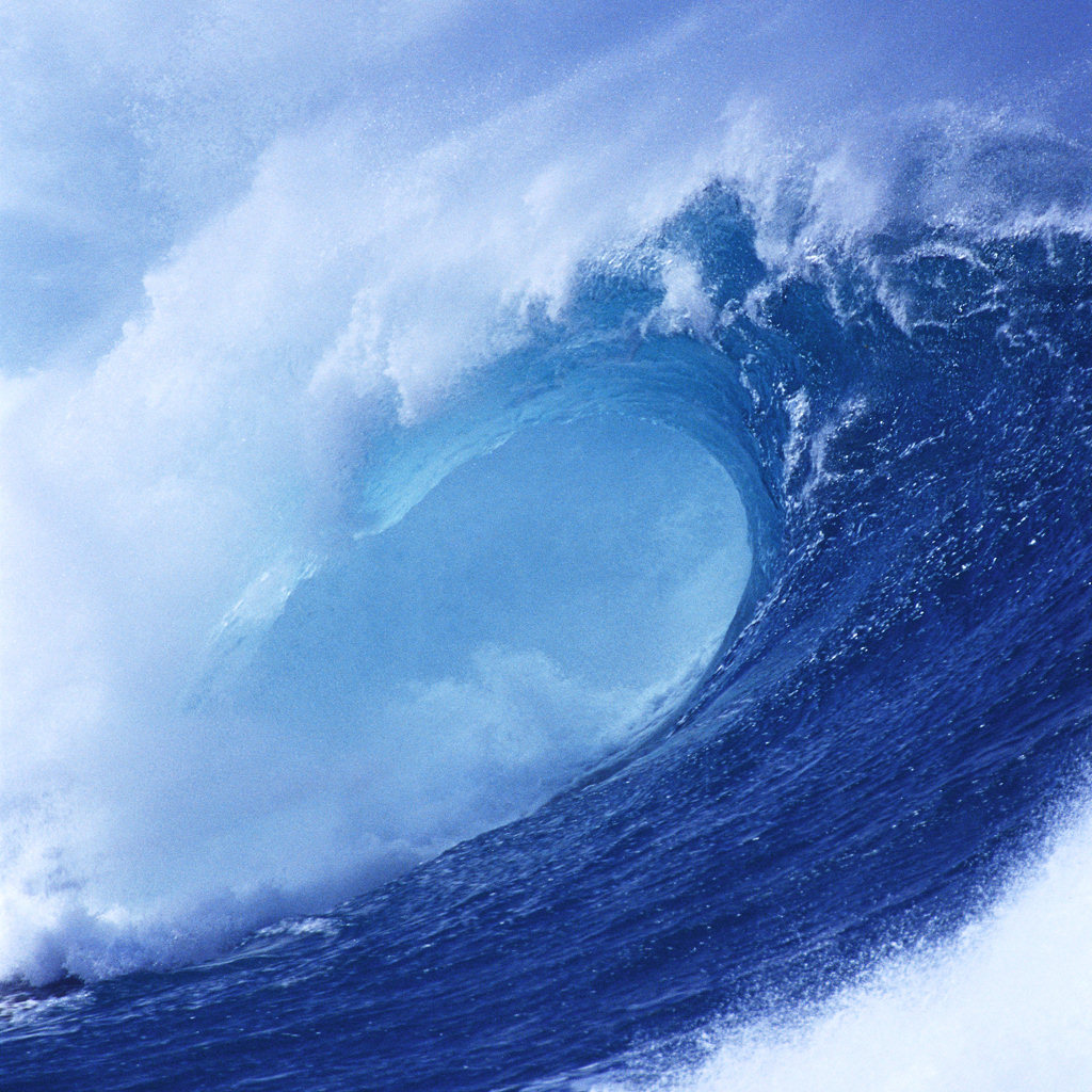 20445 download wallpaper Landscape, Sea, Waves screensavers and pictures for free