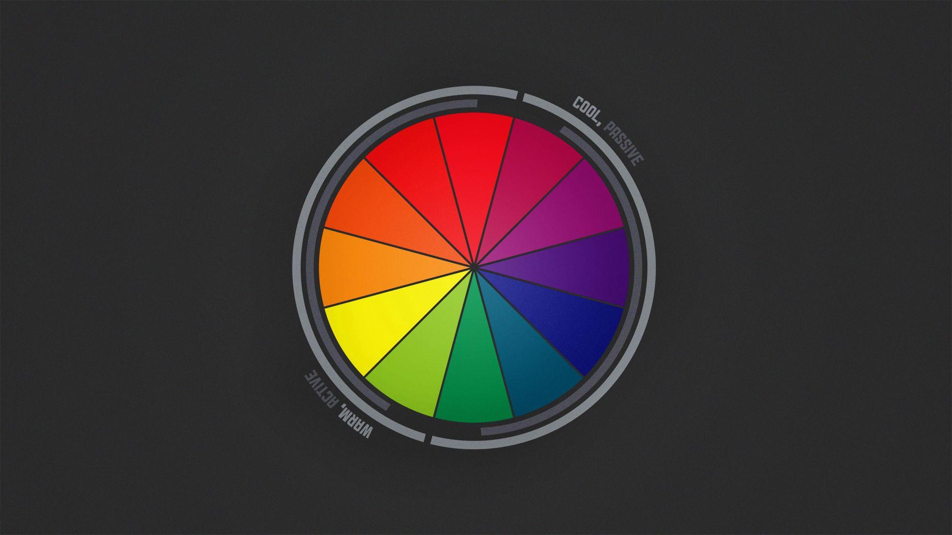 73918 скачать обои Цвет, Цветовой Круг, Разное, Круг - заставки и картинки бесплатно