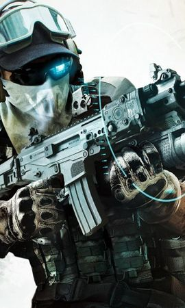 26310 download wallpaper Games, Weapon, Soldiers screensavers and pictures for free