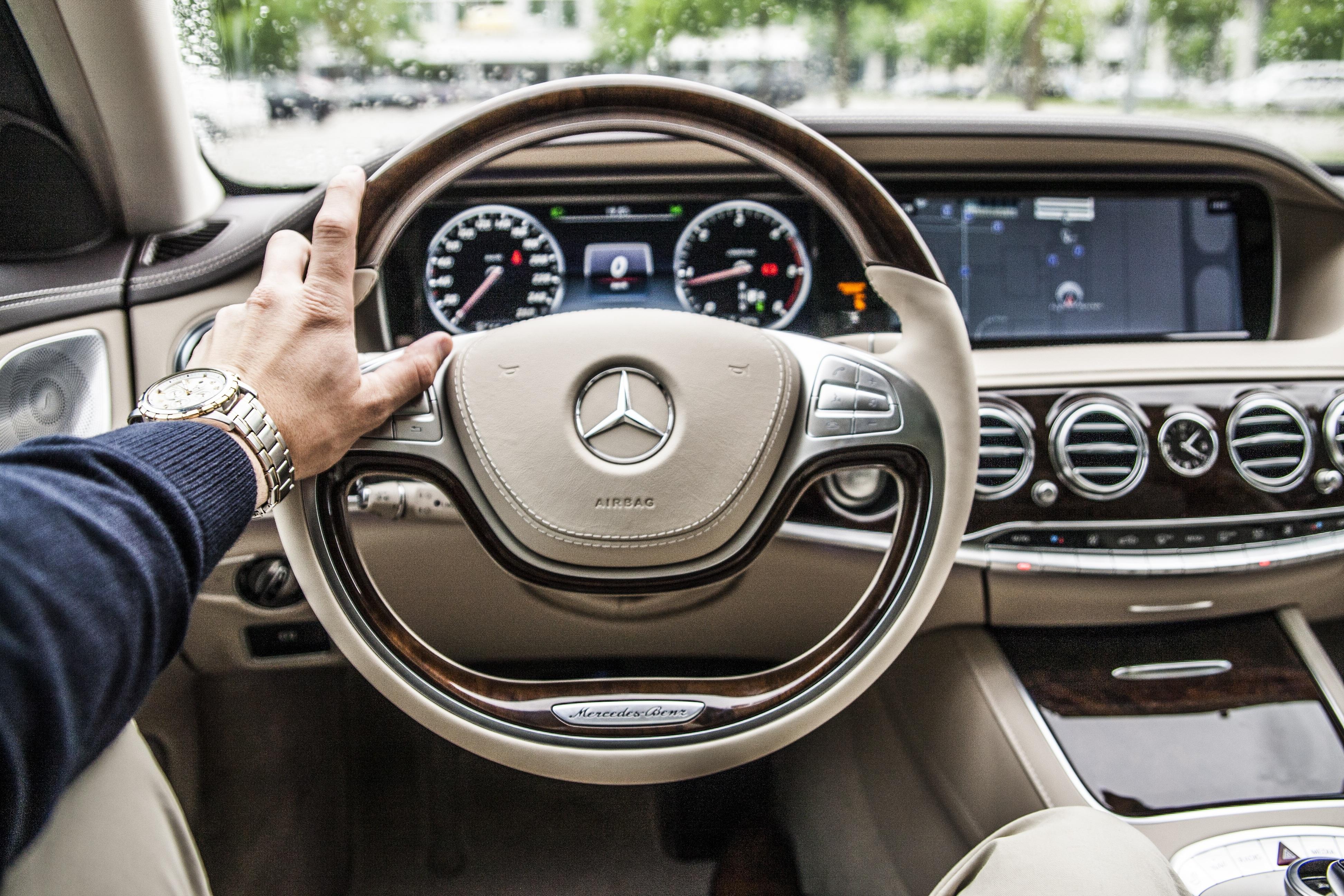 147281 Заставки и Обои Mercedes на телефон. Скачать Салон, Руль, Машины, Тачки (Cars), Mercedes картинки бесплатно