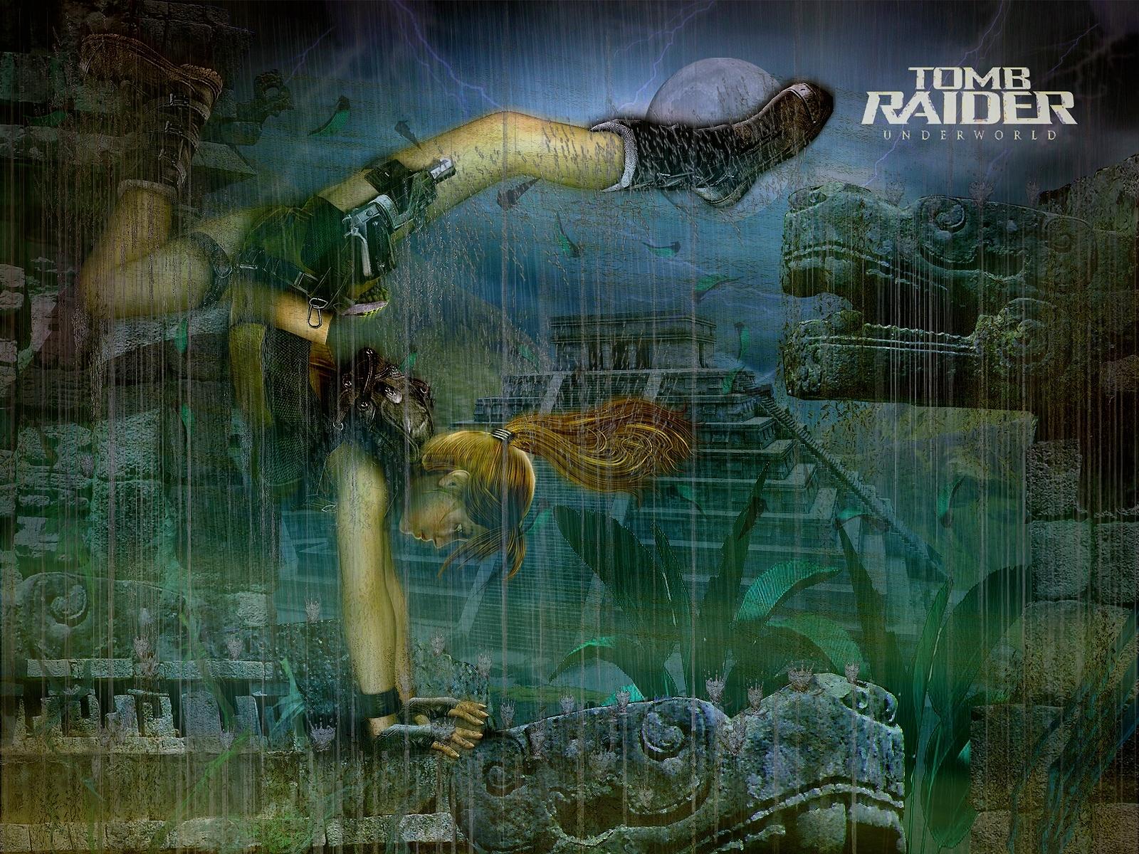 3988 baixar papel de parede Jogos, Arte, Lara Croft: Tomb Raider, Imagens - protetores de tela e imagens gratuitamente