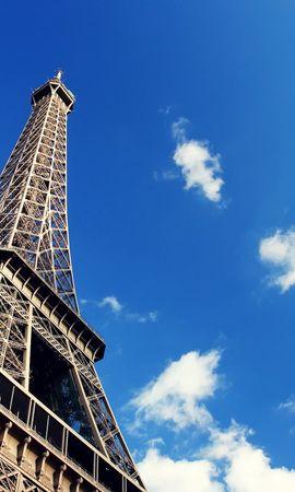 157602 baixar papel de parede Paris, França, Céu, Arquitetura, Cidades, Torre Eiffel - protetores de tela e imagens gratuitamente