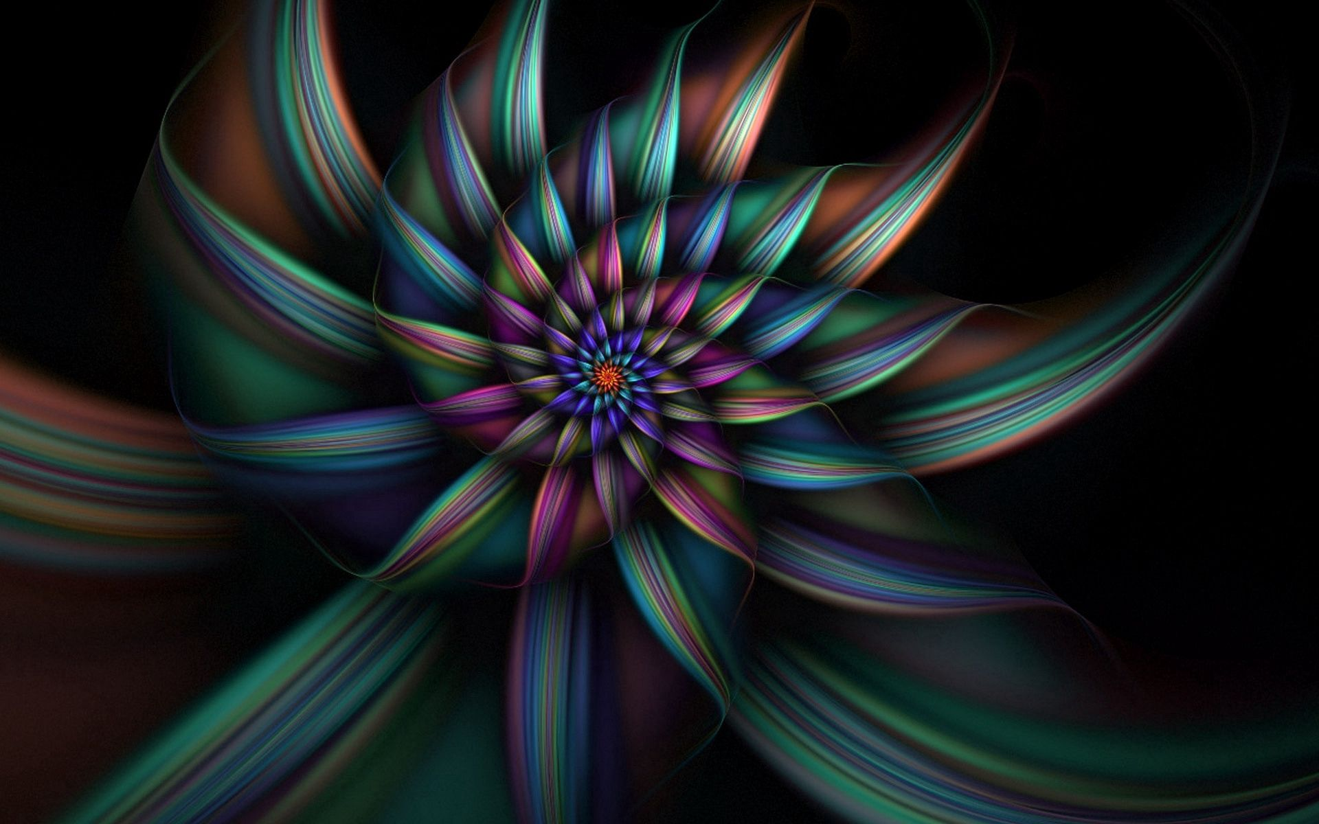 58118 download wallpaper Abstract, Bright, Shine, Light, Flower, Form, Dymovoy, Smoke screensavers and pictures for free