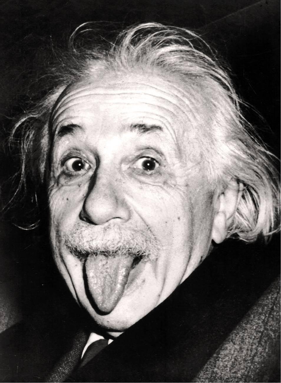 4022 завантажити шпалери Чоловіки, Гумор, Люди, Альберт Ейнштейн - заставки і картинки безкоштовно