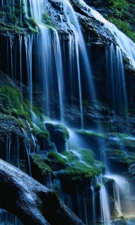 4110 скачать обои Пейзаж, Вода, Водопады - заставки и картинки бесплатно