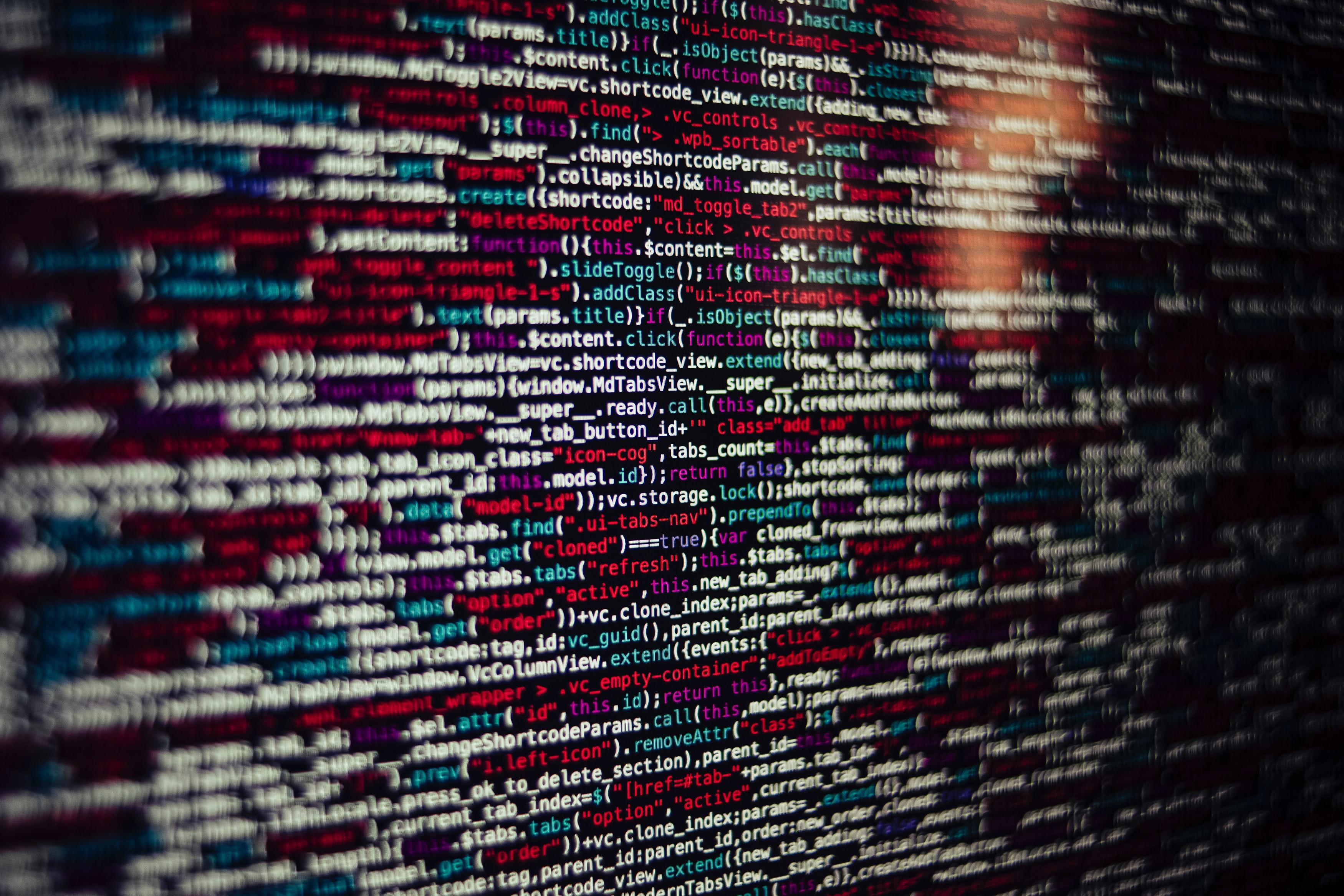 52098 Hintergrundbild herunterladen Der Code, Code, Symbole, Zeichen, Programmierung, Die Wörter, Wörter, Bildschirm - Bildschirmschoner und Bilder kostenlos