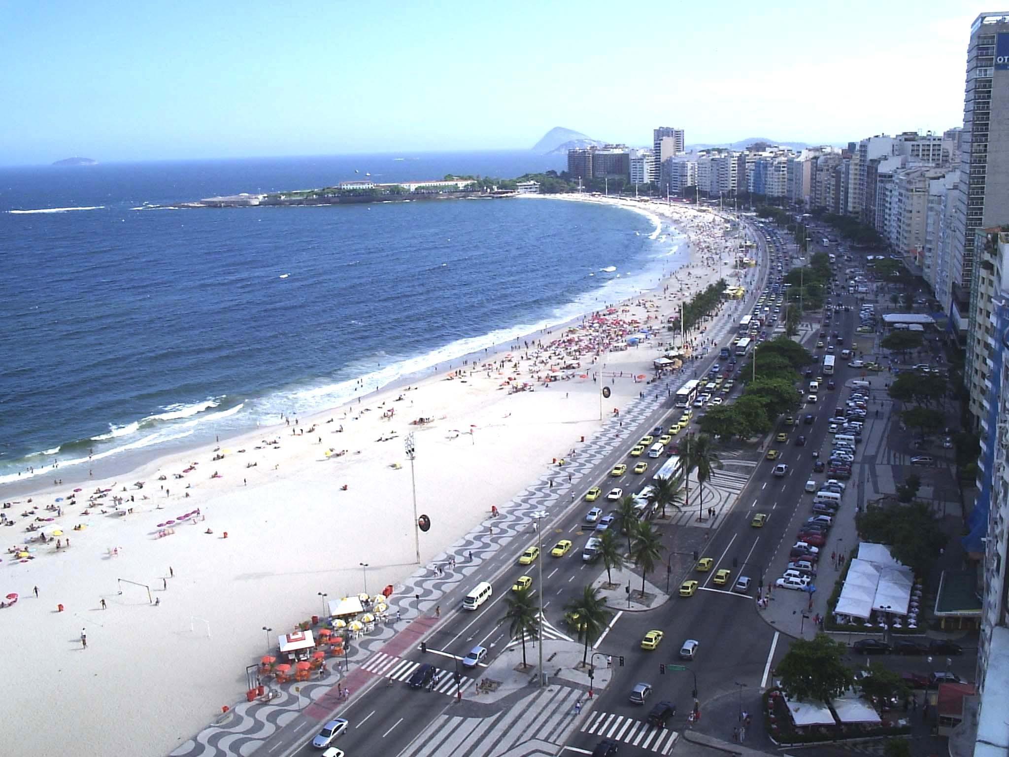12882 скачать обои Пейзаж, Города, Дороги, Море, Пляж - заставки и картинки бесплатно