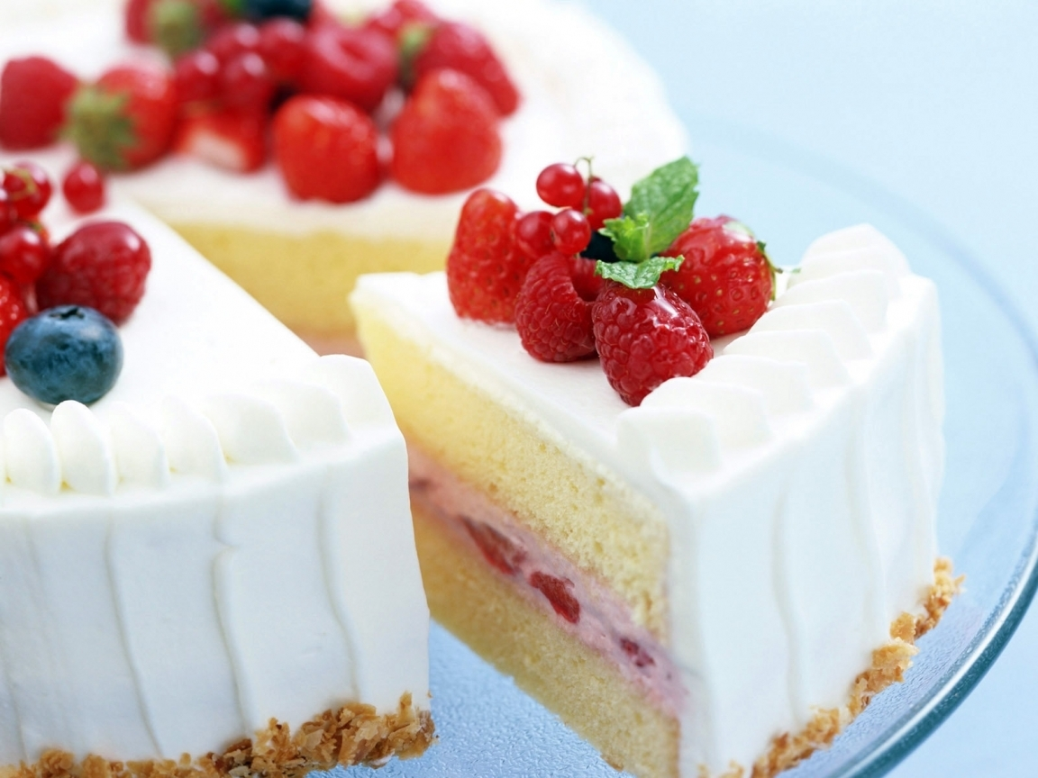 8012 download wallpaper Food, Dessert, Berries screensavers and pictures for free