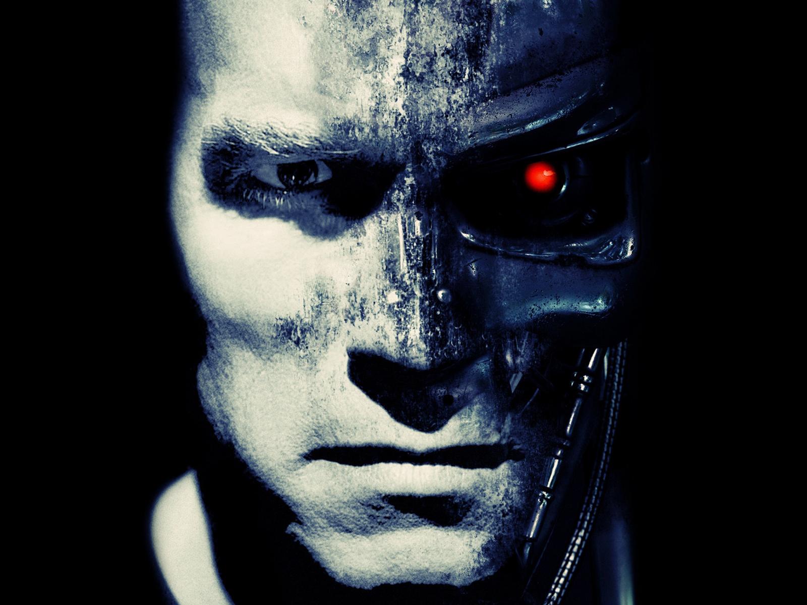 15753 Screensavers and Wallpapers Robots for phone. Download Cinema, People, Actors, Men, Robots, Arnold Schwarzenegger, Terminator pictures for free