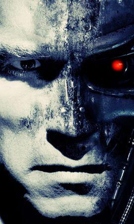 15753 download wallpaper Cinema, People, Actors, Men, Robots, Arnold Schwarzenegger, Terminator screensavers and pictures for free