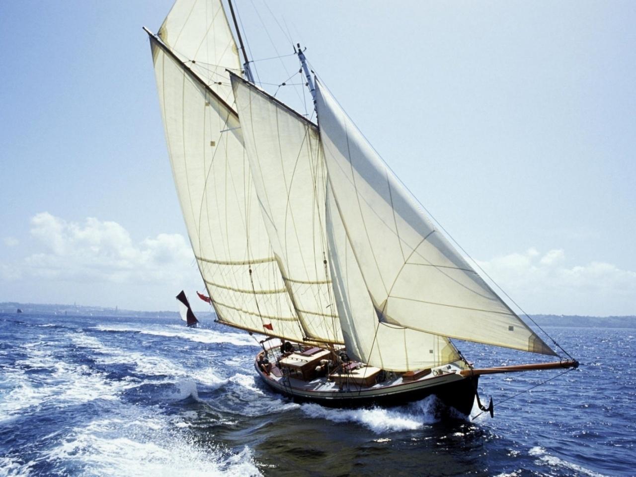 45355 скачать обои Транспорт, Корабли, Море - заставки и картинки бесплатно