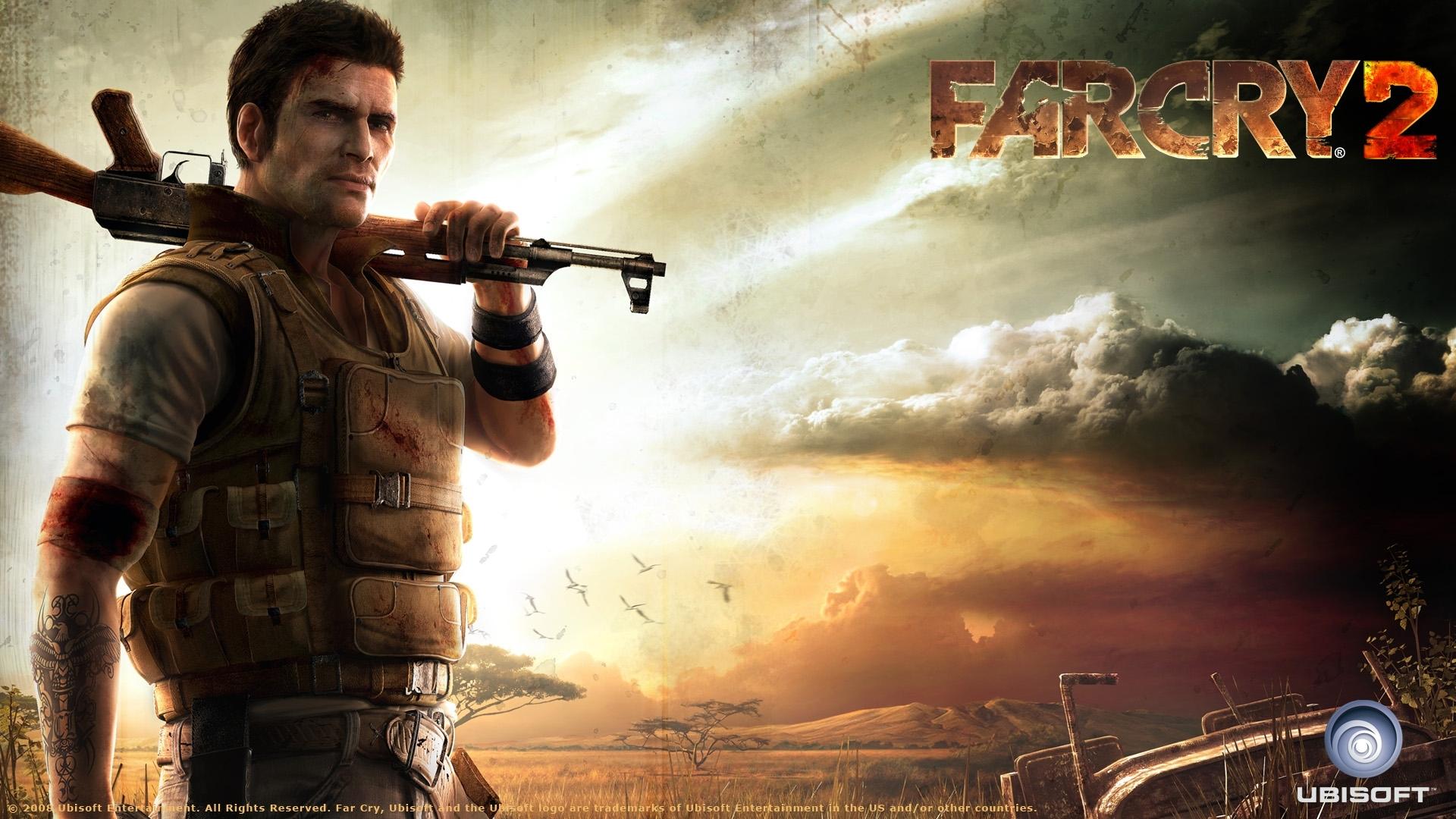 860 скачать обои Far Cry 2, Игры - заставки и картинки бесплатно