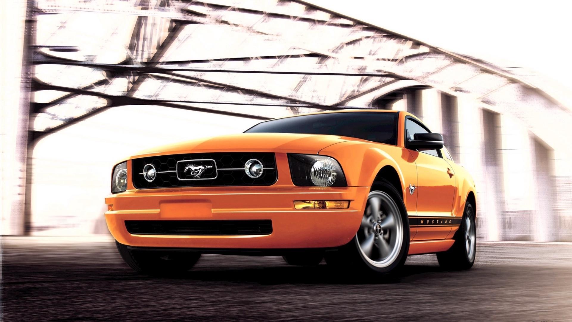 47895 скачать обои Транспорт, Машины, Форд (Ford), Мустанг (Mustang) - заставки и картинки бесплатно