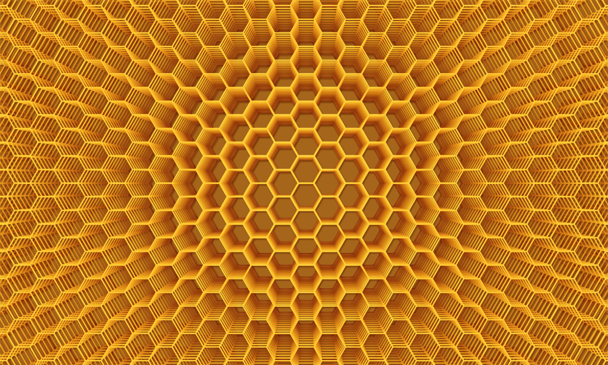 52080 download wallpaper Textures, Texture, Honeycomb, Optical Illusion, Abstract screensavers and pictures for free