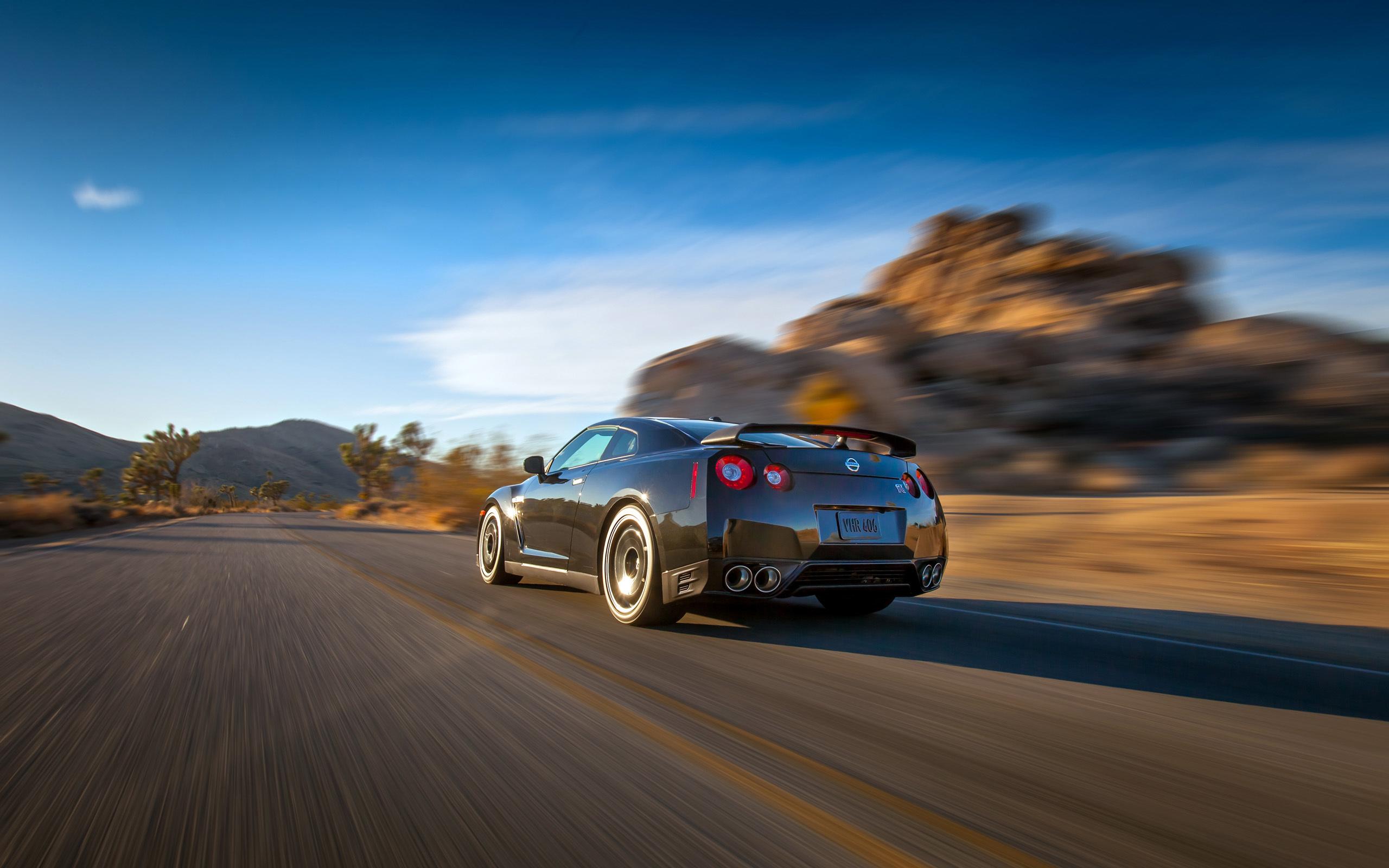 20765 скачать обои Пейзаж, Машины, Дороги, Ниссан (Nissan) - заставки и картинки бесплатно