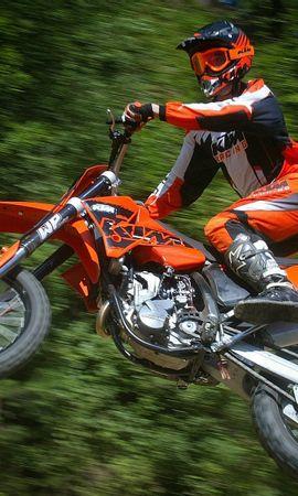 18089 скачать обои Спорт, Транспорт, Мотоциклы, Мотокросс - заставки и картинки бесплатно