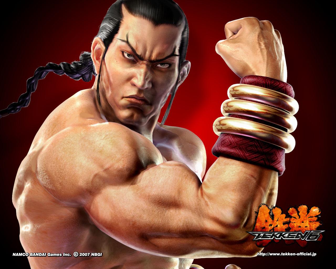 2142 скачать обои Игры, Tekken - заставки и картинки бесплатно