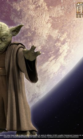 10690 descargar fondo de pantalla Cine, Star Wars, Maestro Yoda: protectores de pantalla e imágenes gratis