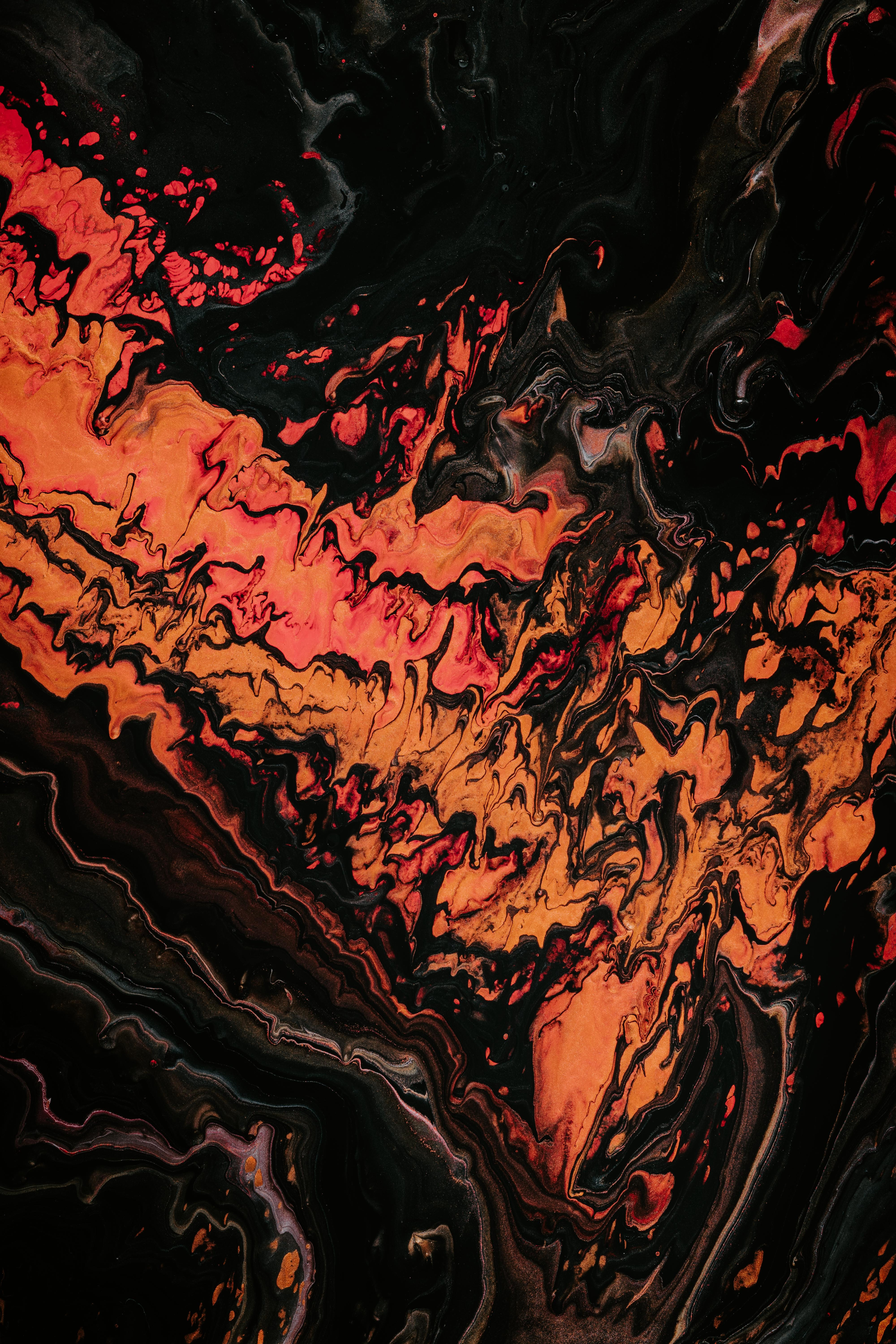 75475 download wallpaper Abstract, Divorces, Multicolored, Motley, Paint, Liquid screensavers and pictures for free