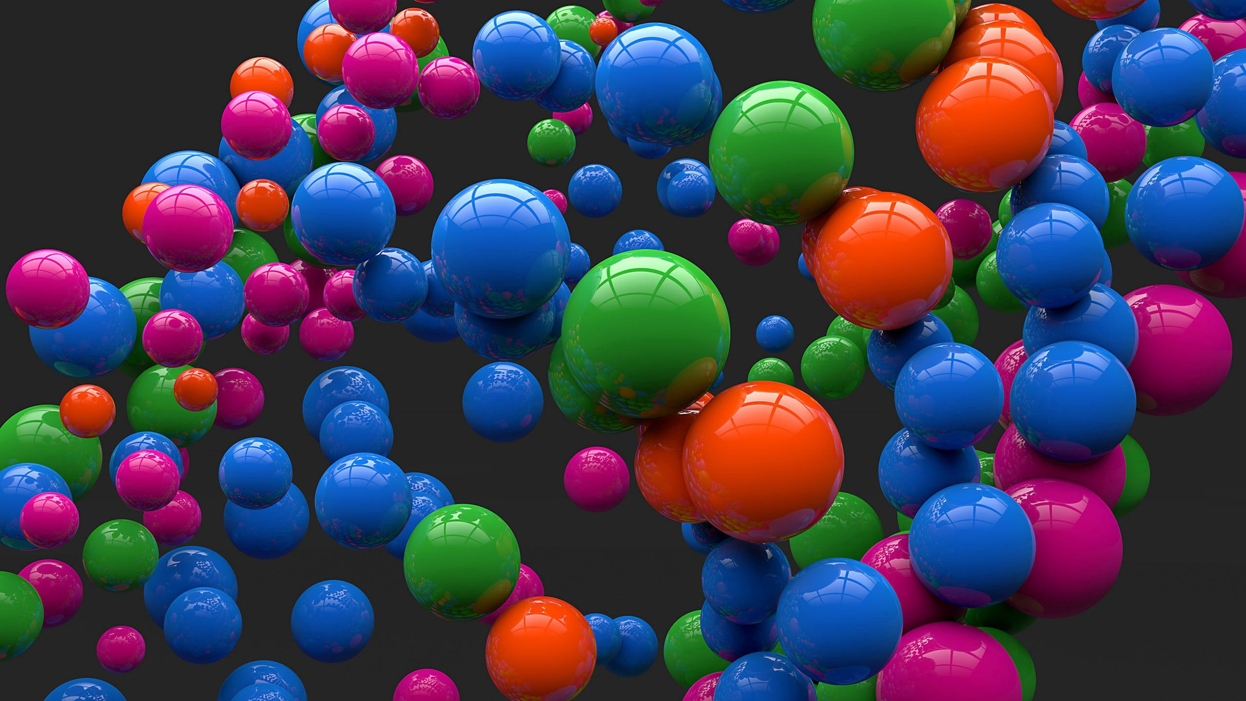 79739 Screensavers and Wallpapers 3D for phone. Download 3D, Balls, Bright, Flight, Form pictures for free