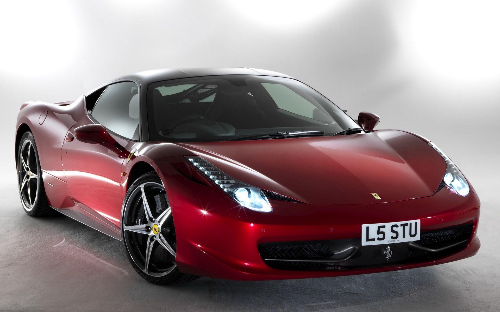 92707 download wallpaper Cars, Ferrari, Supercar, 458, Italia screensavers and pictures for free