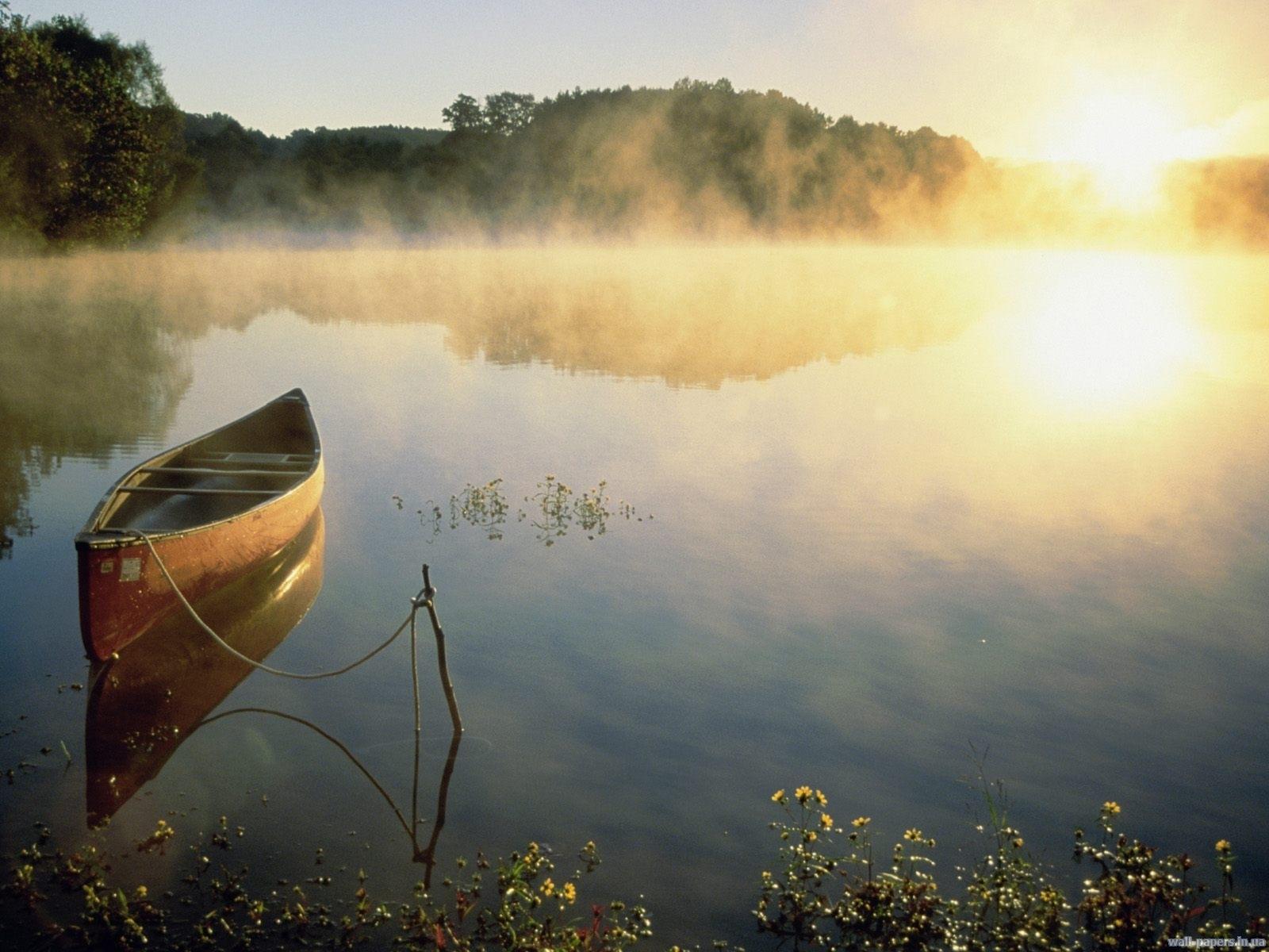 4060 скачать обои Пейзаж, Вода, Лодки - заставки и картинки бесплатно