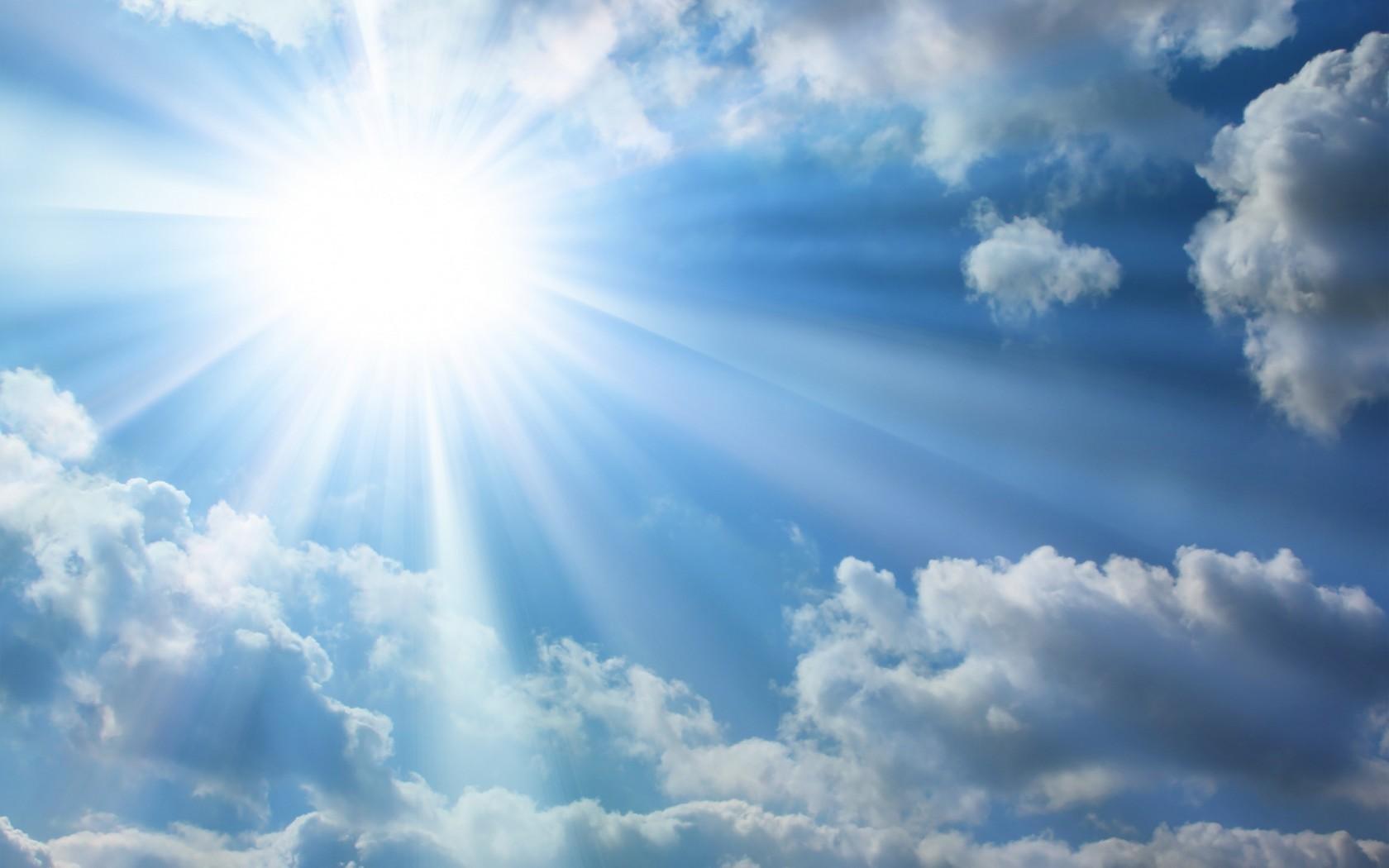 16267 скачать обои Небо, Пейзаж, Солнце, Фон, Облака - заставки и картинки бесплатно
