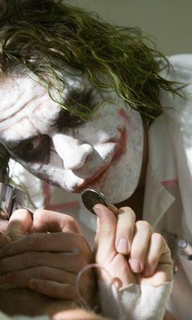 12303 télécharger le fond d'écran Cinéma, Personnes, Acteurs, Batman, Joker, Heathcliff Ledger - économiseurs d'écran et images gratuitement