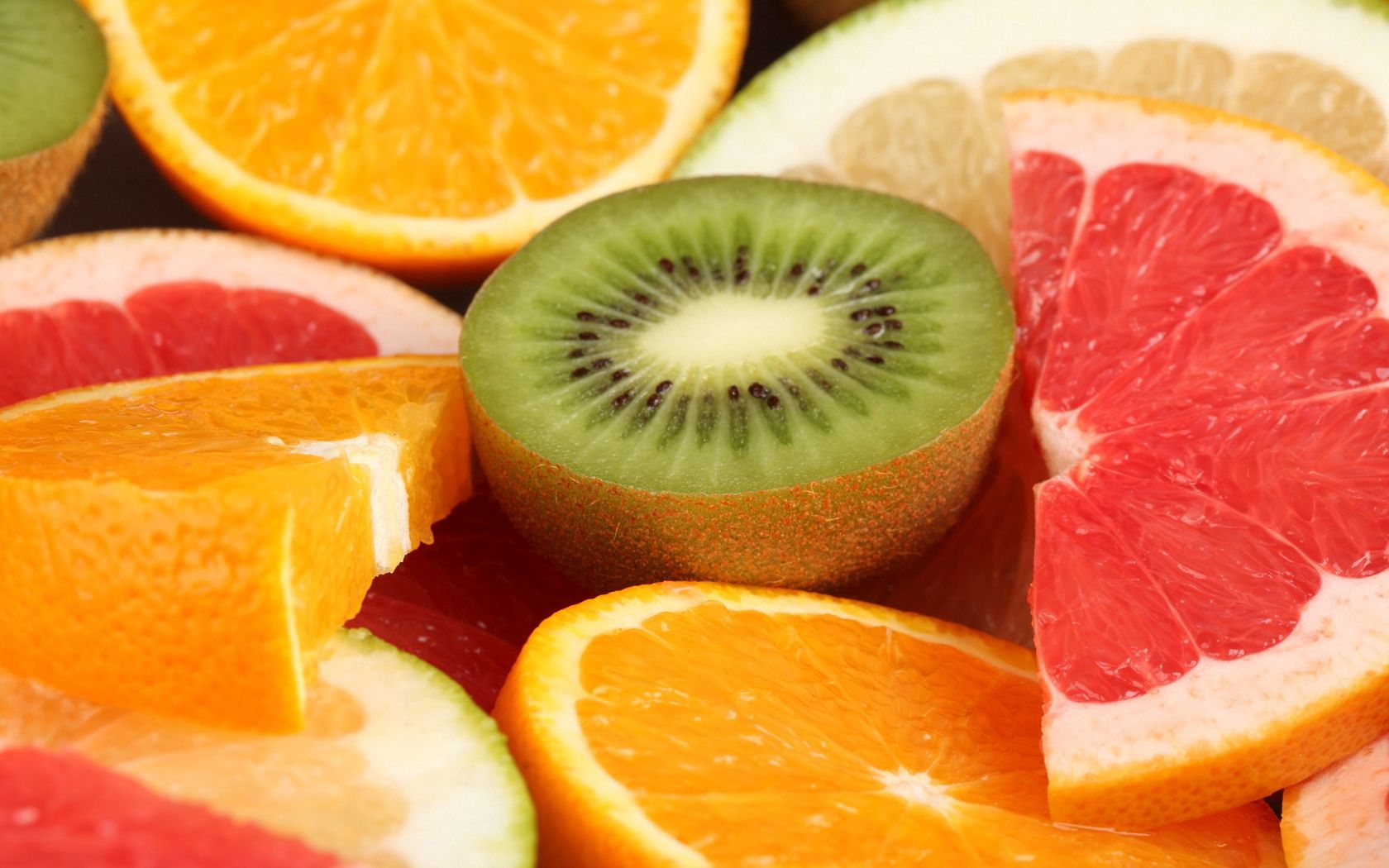 111939 download wallpaper Fruits, Food, Oranges, Kiwi, Lime, Grapefruit screensavers and pictures for free