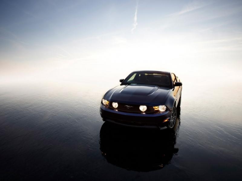 Скачать картинку Мустанг (Mustang), Машины, Транспорт в телефон бесплатно.